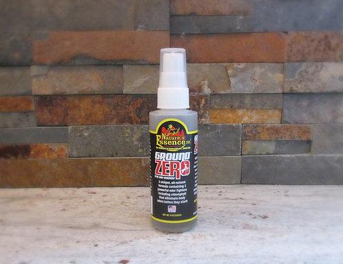 Ground Zero Body Deodorant - 4 oz
