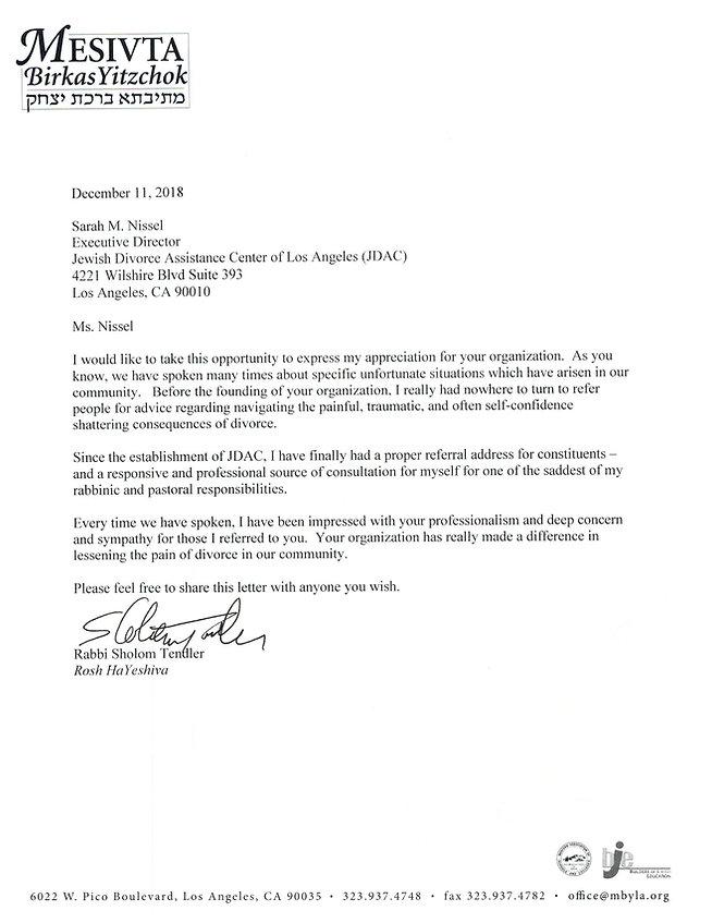 Tendler Endorsement Letter.jpg