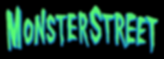 Monsterstreet logo (with black backgroun