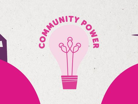 Power your home with Community Energy!