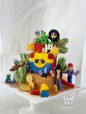 figure cake_09