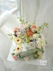 Buttercreamflower cake_01