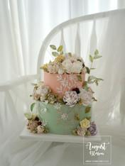 Buttercreamflower cake_03_mov
