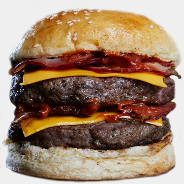 Burger Super #6