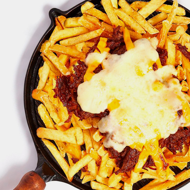 Pulled Pork French Fries