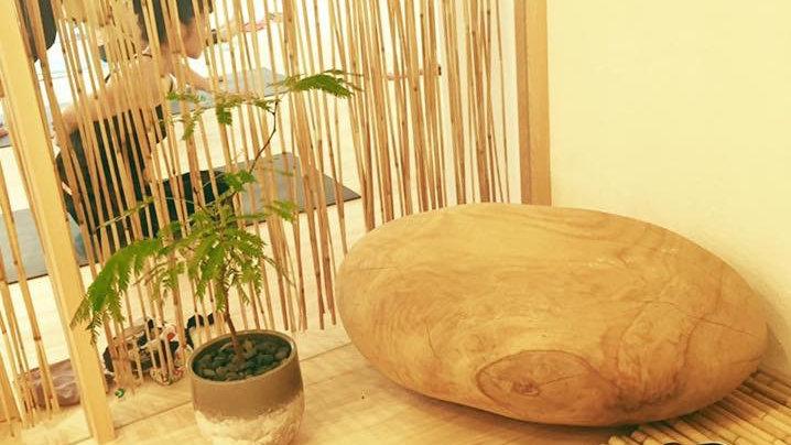 仲宗根 彩 作:Origin  木彫作品