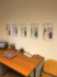 Behandelkamer Heleen van der Struis bij TouchFit in Vlaardingen