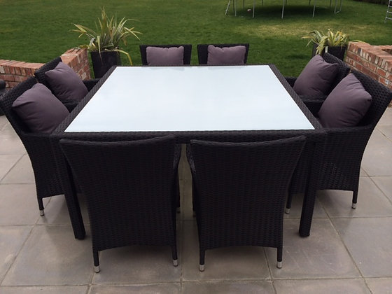 Paddington 8 - Dining Table and Chairs