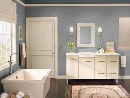 Revamping Bathroom Walls