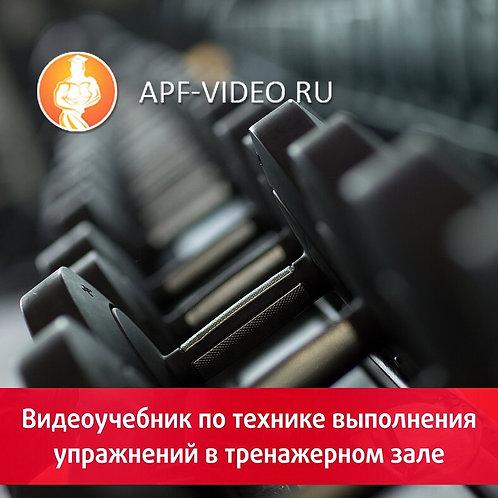 Ключ доступа к видео-порталу техники выполнения упражнений apf-video.ru