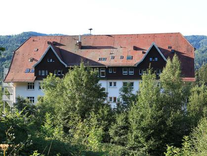 Umbau und Sanierung Schwarzwaldklinik