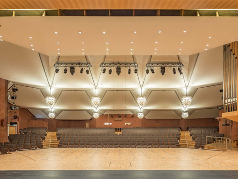 Konzertsaal Musikhochschule