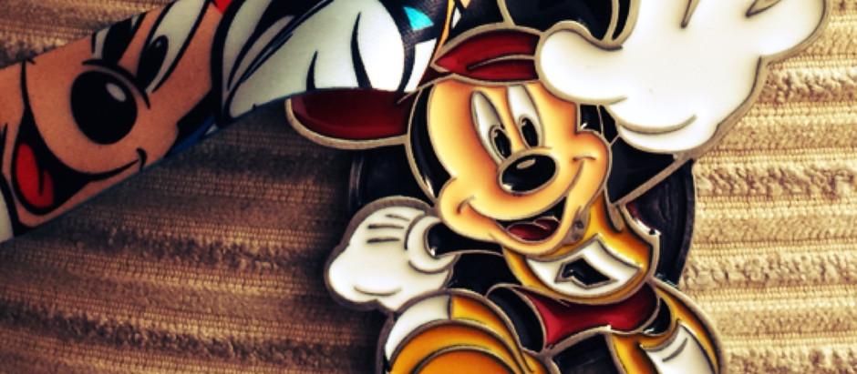 Um pouco de magia Disney