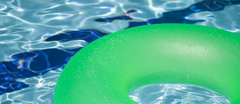Fim de semana em águas quentes