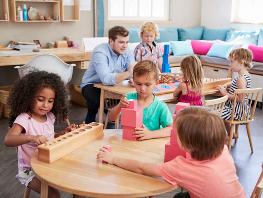 ETC Montessori Announces Value Added Services for Full Classroom Solutions