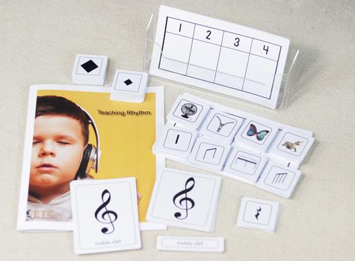 Understanding Syllabication through the Teaching of Rhythm in Music