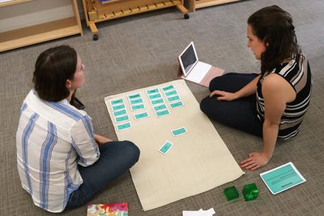Grammar in the Montessori 9-12 environment