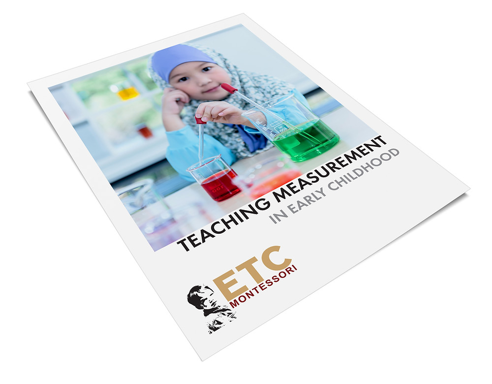"""Cover page of the publication titled """"Teaching Measurement in Early Childhood""""."""