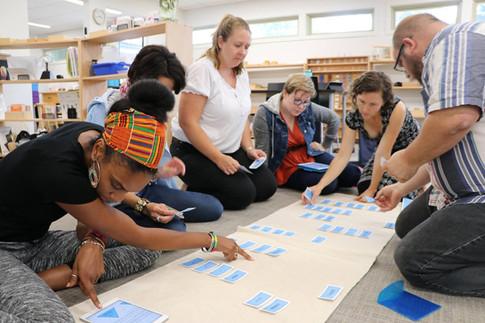 Montessori Geometry Explorations