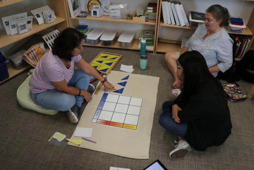 1st Level Geometry Presentation