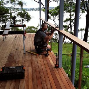 VDS Central Coast Deck outdoors garden c