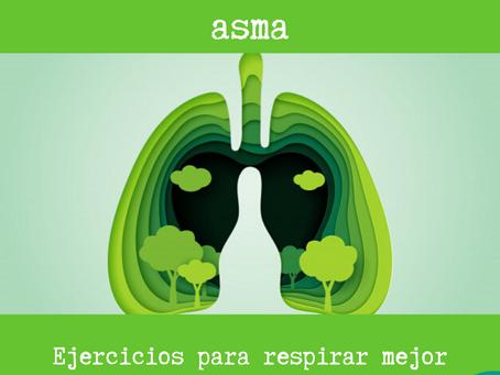 Día internacional del Asma