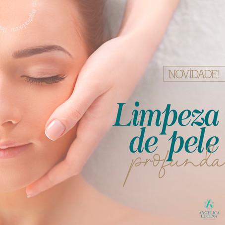 Limpeza de pele profissional, será que você está precisando?