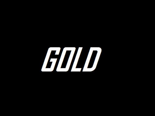 Assinatura - GOLD