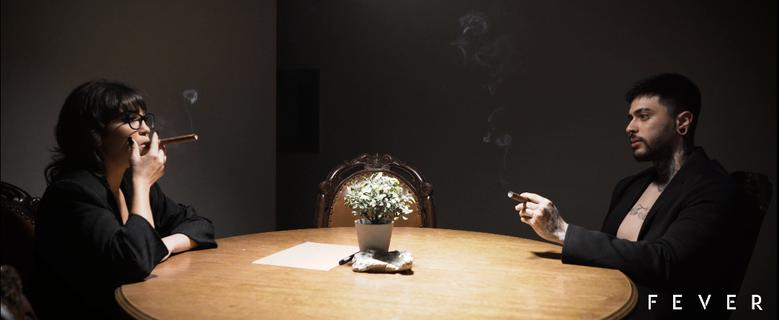Love in Smoke Format