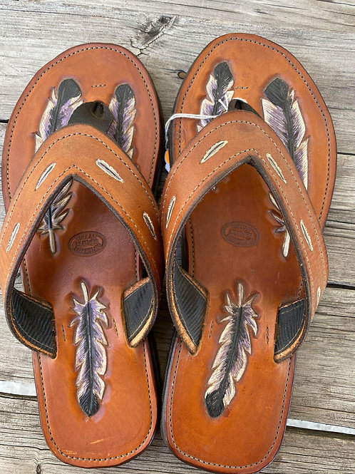 Ladies Footwear - Feathers
