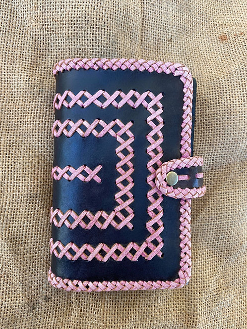 Pink Cross-Stitch