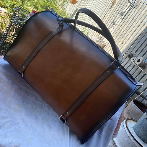 Overnight Bag - Leather