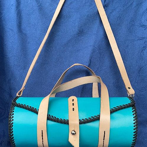 Round Bag - Blue