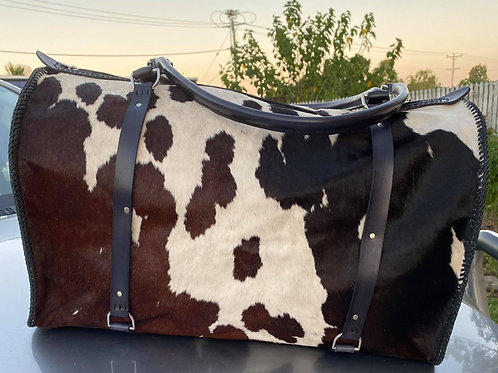 Overnight Bag - Cowhide