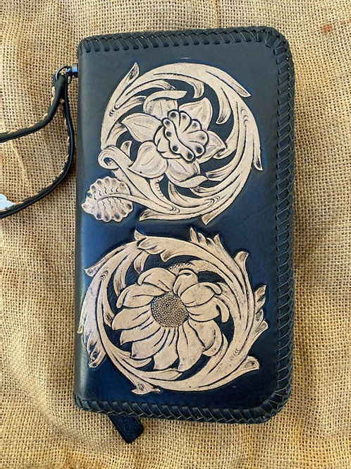 Tooled Wallet - Large