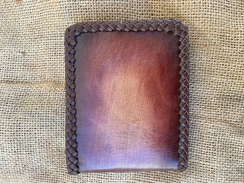 Standard Wallet - Dark Brown