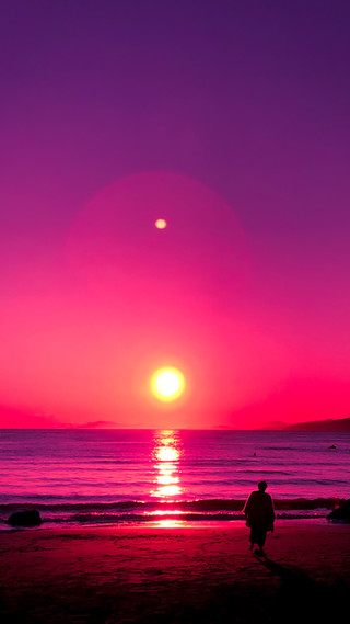 To Sunset