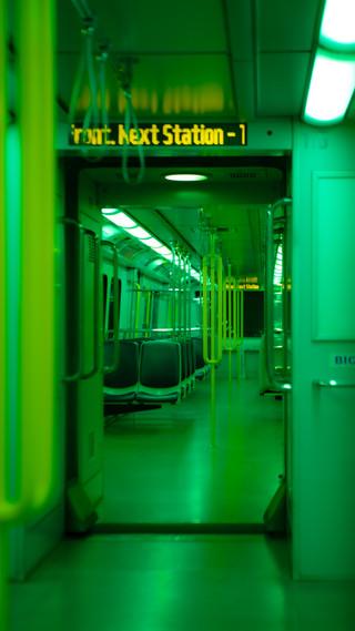 Covid Subway