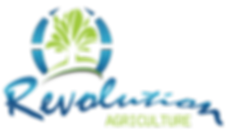 Revolution Agriculture Logo is pending trademak