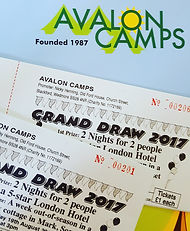 Avalon Camps fundraising