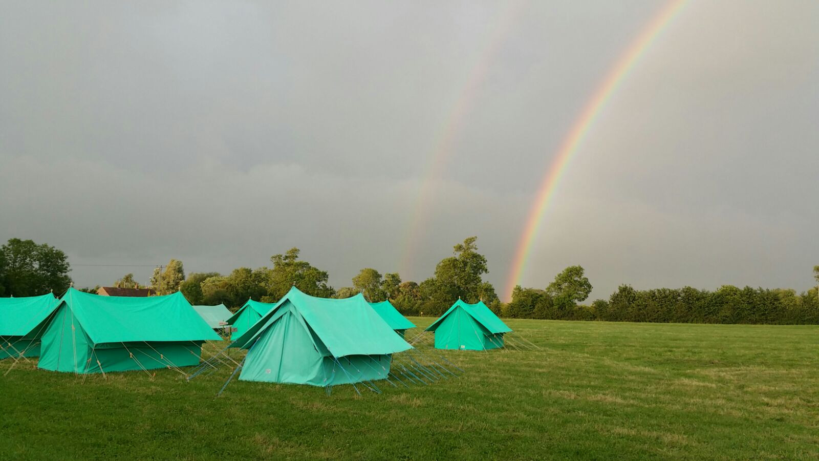 Avalon Camps tents