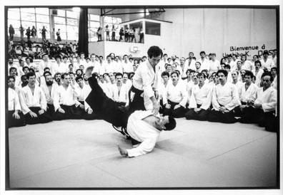 1989 : Les 25 ans de Tamura sensei en France
