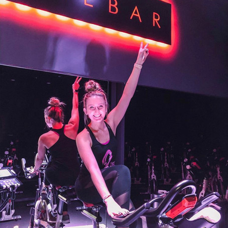 Stephanie Deen, Lead Instructor at Cycle Bar