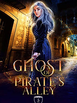 The Ghost Of Pirate's Alley