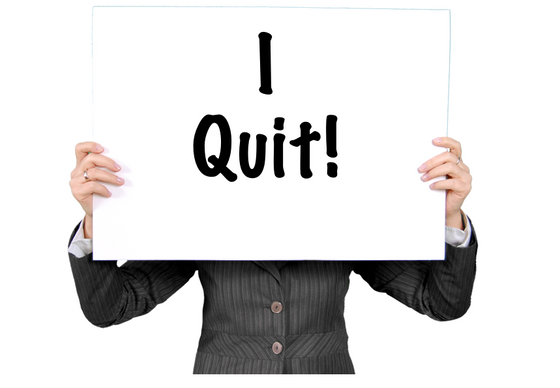 Why Teachers Quit