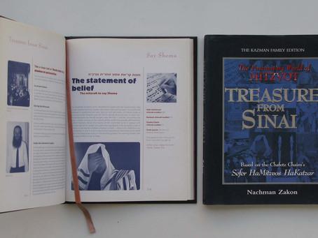 The Fascinating World of Mitzvot: Treasure from Sinai