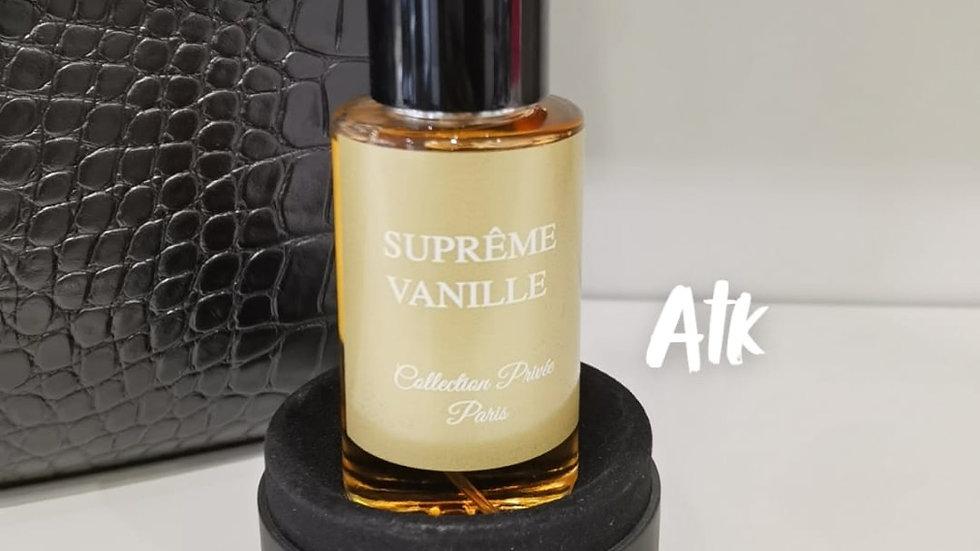 Collection suprême vanille