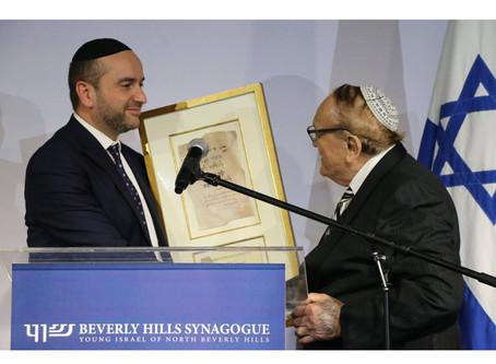 The Hero of Israel Award