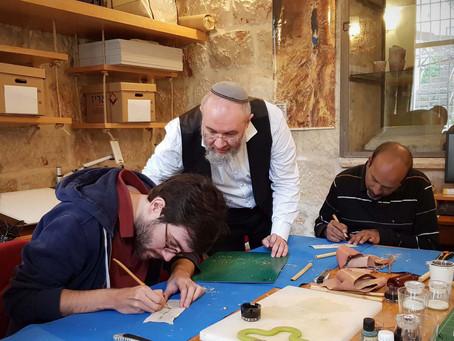 The Qumranian Palaeography and Epigraphy seminar at EBAF