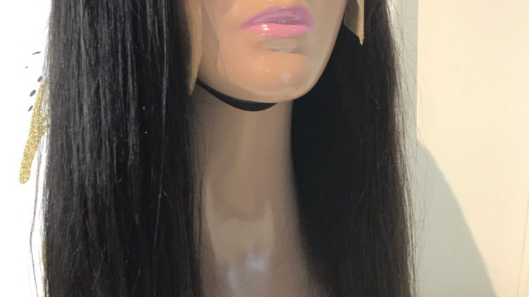 Perruque lace frontal